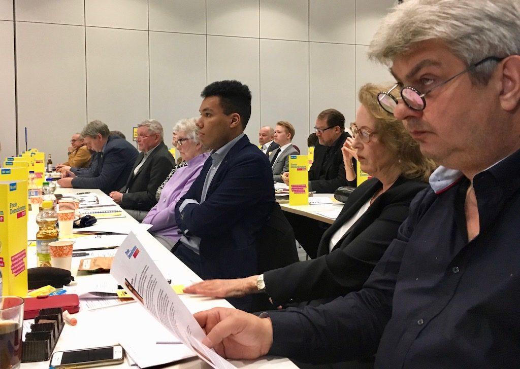FDP OPR Landesdelegiertenversammlung 16-2-2019